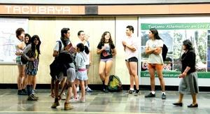 La capital mexicana es una de las 50 ciudades participantes en este movimiento organizado por Improv Everywhere.