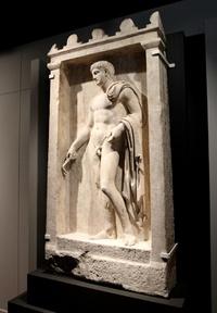 La muestra reúne 131 obras de arte griego y romano de los siglos VI a.C. al II d.C.