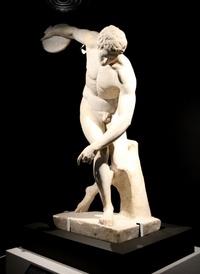 La exposición Cuerpo y belleza en la Grecia antigua, estará hasta el 22 de enero de 2012 en el Museo Nacional de Antropología.