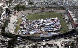 Haití, señala, ha superado la etapa de la primera gran emergencia y la del suministro de ayuda y servicios para afrontar el día a día.
