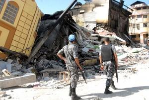 El XV contingente de cascos azules de Ecuador, compuesto por 66 soldados, viajará a Haití para colaborar en las labores humanitarias y de ingeniería vial.