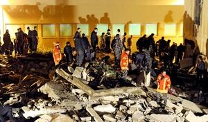Casi todos los muertos eran trabajadores extranjeros afincados en el Líbano.