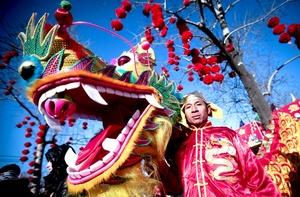 De Beijing a Bangkok y de Seúl a Singapur, la gente confía en tener mejor suerte en el nuevo año.