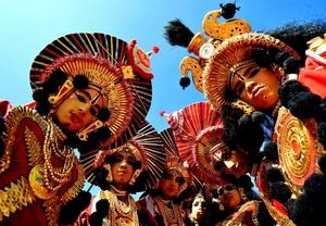 Las regiones indias buscan resaltar la diversidad cultural, arquitectónica e histórica del país.