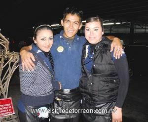 01022012 DORA , Paco y Lorena.