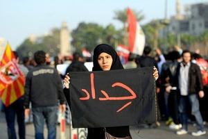 los rostros de incredulidad e indignación eran la tónica general en los alrededores del estadio de Port Said.