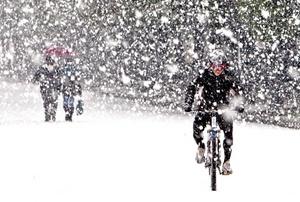 La nieve provocó importantes problemas en la circulación por carretera, ya que afecta a numerosos tramos de autopistas y otras vías, también en el sur del país.