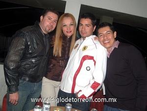 07022012 ÉDGAR  Eloy, Cynthia Ramón, Ray y Eduardo.