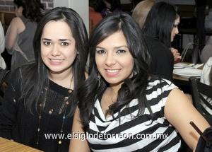 08022012 ANA  Lobato y Lili Maldonado.