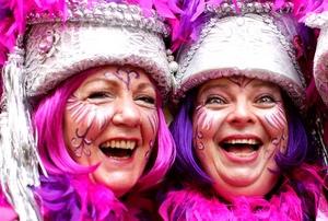 El carnaval en Alemania implica asimismo que entra en uso un lenguaje que solo entienden quienes viven en las ciudades y poblaciones donde se celebra esa fiesta popular y que tiene la intención de ser cómico.