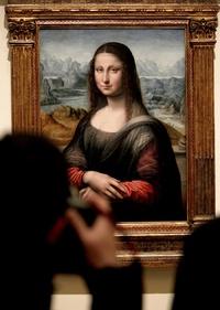 """""""El cuadro del Museo del Prado ofrece pistas para un mejor conocimiento del que está en el Louvre, ya que éste se encuentra dentro de una vitrina y además tiene ya varias capas de barniz oxidado"""""""
