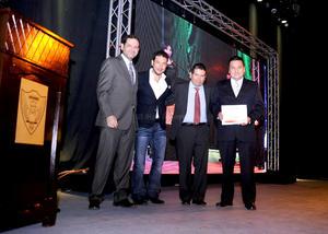 En la categoría cortometraje, Carlos Bulmaro Pérez fue el ganador.