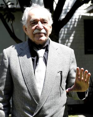 El Nobel de Literatura colombiano, Gabriel García Márquez, celebra su 85 aniversario en compañía de su familia en su residencia de la capital mexicana.