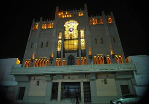 Abel Blas Cortina fue quien concibió la arquitectura del TIM.