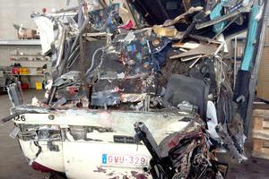 Se desconocen las causas del siniestro, ya que el autobús estaba aparentemente en buen estado y el tramo del túnel en el que ocurrió el accidente era recto.