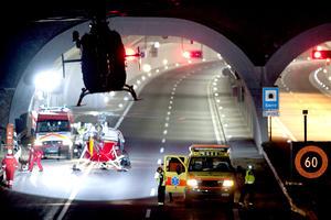 Al menos 22 niños y seis adultos murieron en un accidente ocurrido en una carretera de la sureña localidad suiza de Sierre cuando regresaban de las vacaciones de esquí.