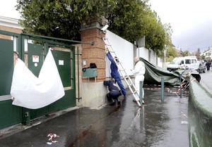 Los fiscales franceses estudiaban la posibilidad de que hubiera posibles vínculos terroristas, pero el móvil del ataque no estaba claro.