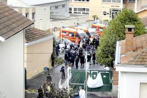 Un motociclista armado abrió fuego afuera de una escuela judía en la ciudad de Toulouse.