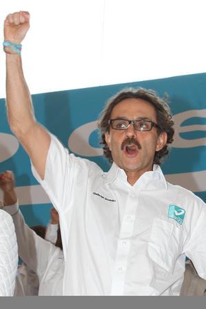 Gabriel Quadri habló ante miembros de la Coparmex sobre temas como la privatización de Petróleos Mexicanos, crear una evaluación universal docente independiente del Gobierno y el sindicato, e impulsar una reforma al sistema de normales.