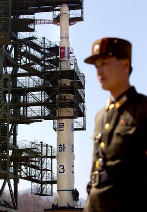 Corea del Norte ha probado dos artefactos nucleares, pero al parecer no domina aún la tecnología necesaria para colocar una ojiva atómica en un misil de largo alcance.