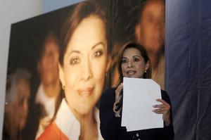 Josefina Vázquez Mota, se reunió con mujeres fronterizas de Tijuana.