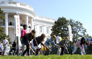 El acontecimiento fue realizado por primera vez en 1878 cuando era presidente Rutherford B. Hayes.