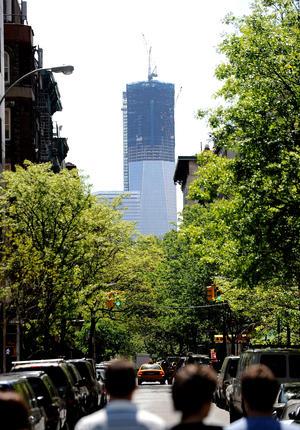 WTC vuelve a ser la torre más alta de NY