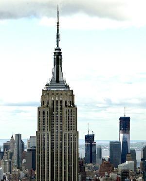 Cuando se culmine el emblemático rascacielos, el edificio será el más alto de la Gran Manzana con 542 metros, superando la altura del edificio Empire State.