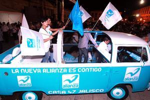 El candidato presidencial de Nueva Alianza, Gabriel Quadri de la Torre, se dijo satisfecho con su participación en el segundo debate organizado por el Instituto Federal Electoral (IFE) , el cual consideró que ganó.