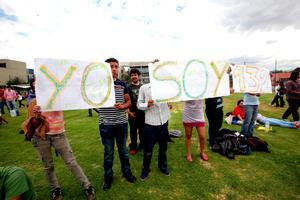 Vallejo reiteró que ella no da consejos a los integrantes del Movimiento #YoSoy132 para trascender, por lo que serán ellos mismos quienes deben discutir fuertemente cuál será su proyección, demanda o contribución.