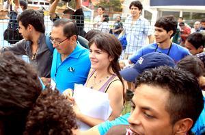 En la sala Vicente Guerrero de la UAM unidad Xochimilco destacó que los movimientos sociales tienen que ser autocríticos y superar el sectarismo y el iluminismo.