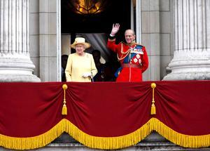Con este festejo, el duque, de 91 años de edad, hizo su primera aparición pública desde que fue hospitalizado en medio de los festejos del jubileo hace dos semanas.