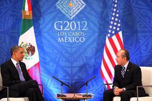 México se sumará a las negociaciones del Acuerdo de Asociación Transpacífica, en respuesta  a la invitación presentada durante la reunión bilateral entre el presidente de EEUU, Barack Obama, y el presidente de México, Felipe Calderón, en el marco de la cumbre de líderes del G20.