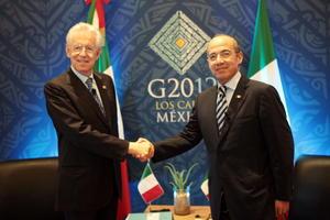 Líderes del G-20 se reúnen en Los Cabos