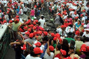 Ofreció despejar el lamentable escenario de pobreza en el que hay 12 millones más de mexicanos que forman parte de las filas de este flagelo.