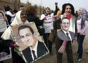 La salud de Mubarak comenzó a deteriorarse.