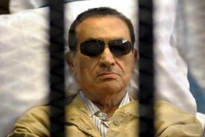 El derrocado expresidente, condenado desde hace casi dos semanas a prisión perpetua, había sido víctima de un ataque cerebral, y había tenido que a una desfibrilación cardiaca.