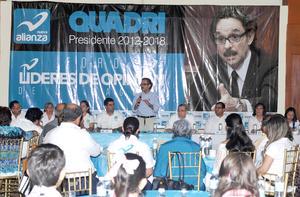 Señaló que otras regiones en el país tienen esta misma inquietud de separarse de sus respectivos estados y consideró que era necesario actualmente enfocarse en las reformas que México requiere.