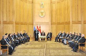El islamista Mohamed Mursi juró el cargo de presidente de Egipto ante el Tribunal Constitucional, convirtiéndose en el primer civil que accede a la jefatura de Estado.