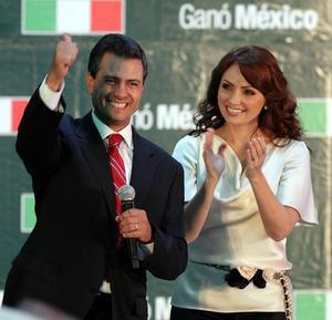 El candidato del Partido Revolucionario Institucional (PRI), Enrique Peña Nieto, ha ganado las elecciones en México, según datos provisionales dados a conocer por las autoridades electorales.