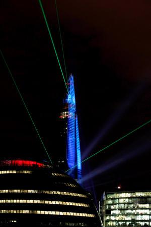 Este edificio puede ser con el tiempo tan emblemático como el Big Ben, la catedral de San Pablo o la noria del London Eye.