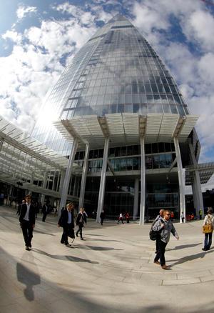 El edificio de 87 pisos albergará oficinas, viviendas de lujo, un hotel de cinco estrellas, restaurantes y un mirador desde el que se podrá admirar la capital británica de punta a punta.