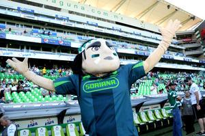 Gran ambiente se vivió en el primer juego del Santos como parte de la Liga MX.