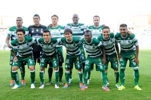 Previo al encuentro se llevó a cabo la ceremonia de inauguración de la Liga MX Apertura 2012, que dio inicio con la salida de los dos equipos.