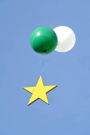 La cuarta estrella se elevó al cielo desde el TSM.