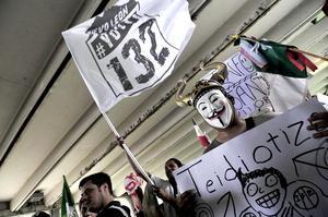 En Guerrero, Coahuila, Chiapas, Guanajuato, Sinaloa, Puebla, Jalisco, Baja California, Tabasco, Veracruz, Durango, Yucatán y Oaxaca, jóvens salieron a las calles a protestar.
