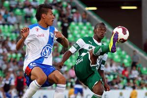 A pesar del marcador el campeón Santos mantiene el invicto en el Apertura 2012.