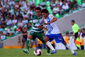 Puebla consigue de esta forma su primer punto en la Liga MX Apertura 2012.