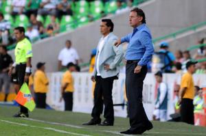 El técnico de Puebla, Daniel Bartolotta, podría tener una semana de tranquilidad en el banco de los camoteros.