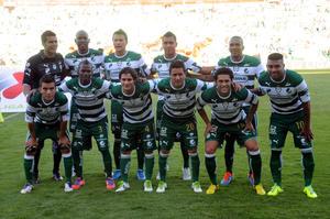 Santos perdió una ventaja de dos anotaciones ante Puebla.
